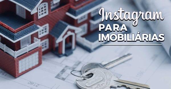 Instagram para imobiliarias