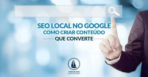 SEO local no Google