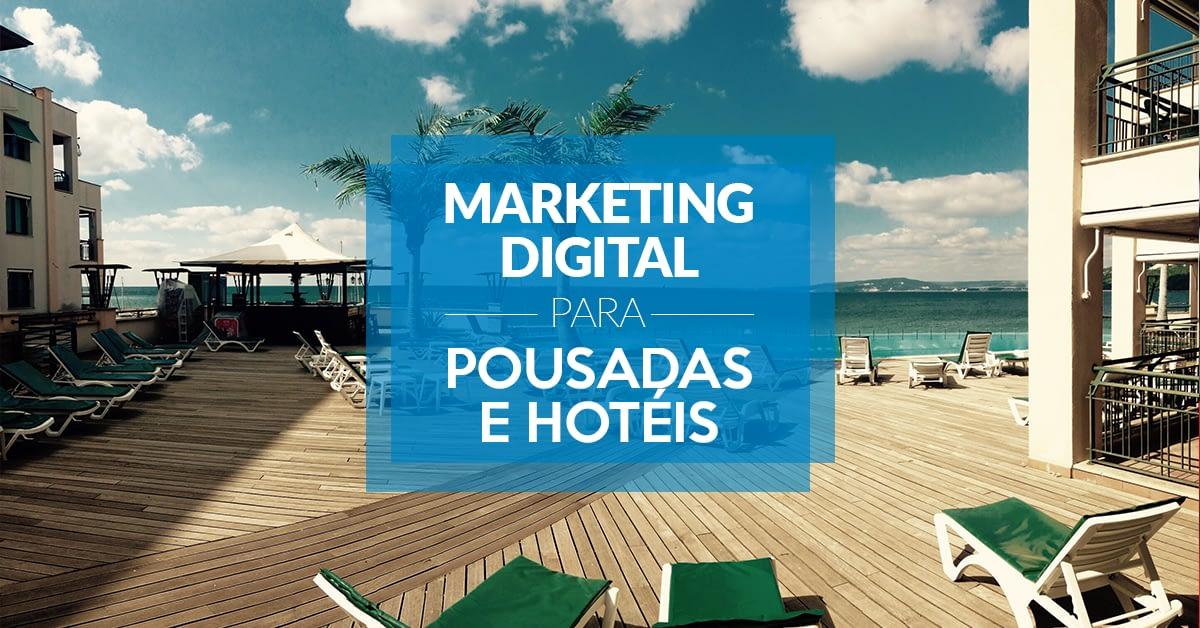 marketing digital para hotéis e pousadas